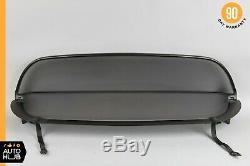 03-12 Mercedes R230 SL500 SL55 AMG SL600 Wind Screen Windscreen Deflector OEM