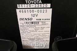 04 05 06 Lexus ES300 ES330 GPS VOICE NAVI System Screen Unit Bezel w Vents OEM
