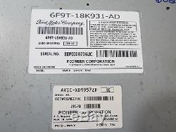 05 06 07 Ford Freestyle Radio AM FM CD GPS Player Screen NAV OEM 6F9T-18K931-AD