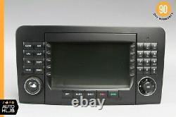 06-08 Mercedes X164 GL450 ML350 ML500 Head Unit Command Navigation Radio CD OEM