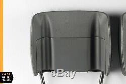 06-10 Mercedes X164 GL450 GL550 R350 Headrest Screen Monitor Display Set OEM