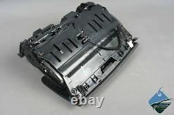 08-11 Mercedes W204 C350 C300 C250 Dashboard Screen Display Monitor Cover Black