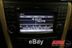 09-11 Mercedes W219 CLS550 E550 Command Head Unit Navigation Radio CD OEM