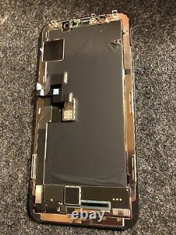 100% Original OEM 6/10 Original Apple iPhone X OLED Screen Replacement Black LCD