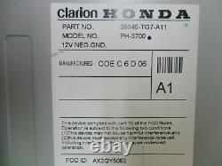 16 17 Honda Pilot EX EX-L Touch Screen Radio Receiver Headunit OEM PH-3700 LKQ