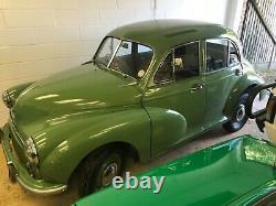 1952 MORRIS MINOR MM series split screen very nice original car