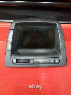 2004-2009 Toyota Prius Info Dash Energy Display Screen ONLY FITS 86110-47081