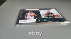 2020-21 Panini Noir Split Screen Silver Frame /25 Ja Morant Allen Iverson #275