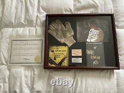 8 Mile Original Screen-used Prop Glove Worn By Eminem With Signed Photo