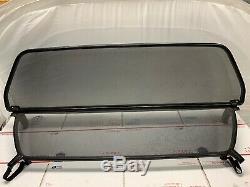 90-02 Mercedes R129 SL320 SL500 300SL Wind Screen Windscreen Deflector OEM