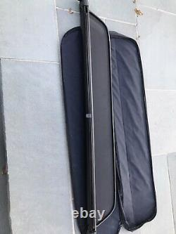 98-03 Mercedes Benz W208 CLK55, CLK430 Wind Screen Windscreen Deflector OEM