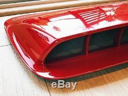 AUTHENTIC Baby Driver Screen-Used Prop 2006-2007 SUBARU WRX OEM Hood Scoop