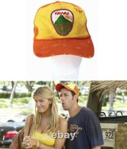 Adam Sandlers Screen Worn Hawaii Hat from Just Go With It