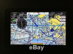 Adventure Pilot iFly 720 Moving Map (Aviation or streets) GPS 7 screen