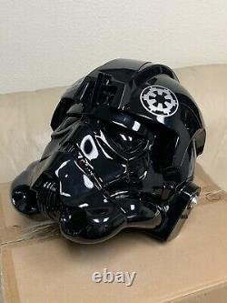 Anovos Star Wars ANH Classic TIE FIGHTER Pilot 11 Screen Accurate Helmet NEW