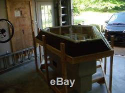 BATTLESTAR GALACTICA PROP FTL PLOTTING TABLE screen used
