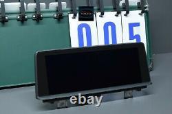 BMW 3 F30 F31 F34 4 F32 F33 F36 Bildschirm Original Information Display Monitor