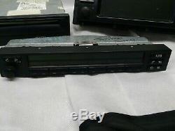 BMW CD SYSTEM X5 FRONT NAVIGATION SCREEN MONITOR Radio nice