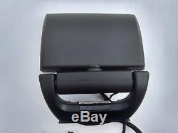 BMW X5 E70 X6 E71 RSE REAR SEAT DISPLAY SCREEN/MONITOR oem