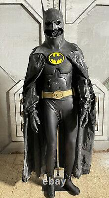 Batman Other Worlds (Screen Used Stunt 92 BatSuit)