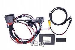 Bmw E60 E61 Nbt Professional Navigation Sat Gps Set Idrive Touch Screen Adapter