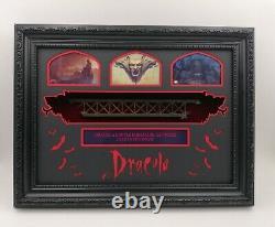 Bram Stokers Dracula 1992 Castle Miniature Piece Display Prop Screen Used Oldman
