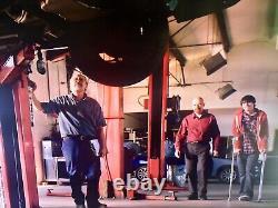 Breaking Bad Walter White Screen Used Costume Season 5 with Studio COAs