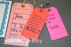Brie Larson Original Worn Movie Costume Wardrobe Screen-Used Matched Prop Marvel