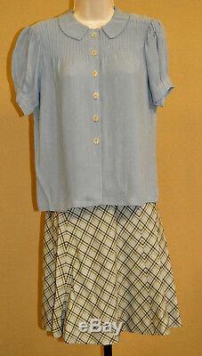 CHRONICLES OF NARNIA Screen Used SUSAN SKIRT+ SHIRT Worn COA Production Wardrobe