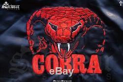 COBRA (1986) Sylvester Stallone Screen Worn Movie Crew Used Bomber Jacket M/L
