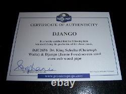 Django Unchained 30% OFF Screen Used Movie Prop Corn Cob Pipe Tarantino