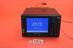 E5 98-03 Mercedes w163 ml320 ml350 ml500 ml430 GPS Radio Tape Screen 1638200486