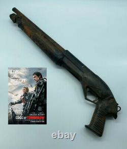 Edge Of Tomorrow Cage (Tom Cruise) Stunt Shotgun Screen Used Prop With COA
