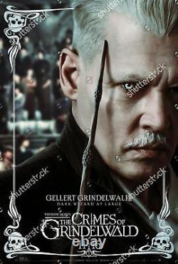 Elder wand Fantastic Beast Crimes Grindelwald prop screen used Harry Potter