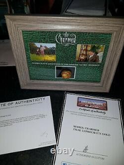 Extremely Rare! Charmed TV Show Original Screen Used Leprechaun Gold Nugget Prop