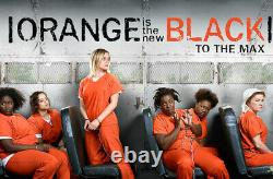 Extremely Rare! Orange is the New Black Original Screen Used Jail Note Prop