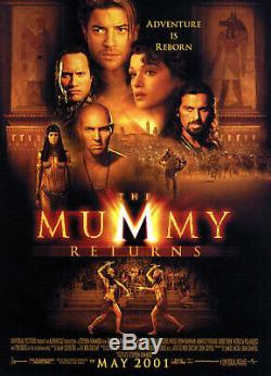 Extremely Rare! The Mummy Returns Original Screen Used Scorpion Movie Prop