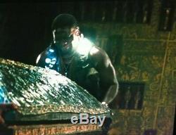 Extremely Rare! Tomb Raider 2018 Original Screen Used Prop Big Treasure Statue