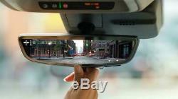 Factory OEM CHEVROLET CAMARO Auto Dim Rear View Mirror BACKUP CAMERA DISPLAY