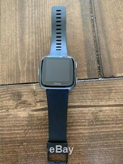 Fitbit Versa Special Edition With Screen Protector And Original Box
