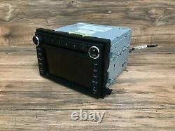 Ford Edge F150 F250 Oem Front Navigation Screen Monitor Radio Stereo 2006-2009
