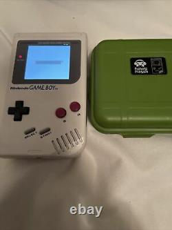 Gameboy DMG Funnyplaying IPS Backlit Screen ORIGINAL SHELL AND BUTTONS