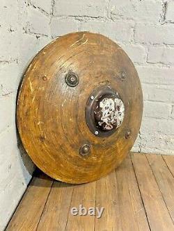 Genuine shield prop from the 2000 movie Gladiator movie memorabilia screen used