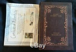 HARRY POTTER & THE CHAMBER OF SECRETS Screen Used Great Hall Book Box Prop