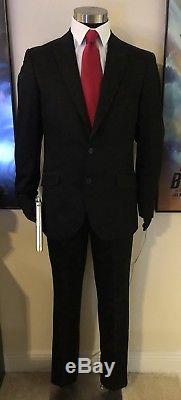 HITMAN AGENT 47 (Rupert Friend) Hero Black Suit screen used costume movie prop