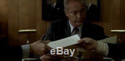Halloween Loomis (Malcolm McDowell) Screen Used Prop Michael Myers Letter! COA
