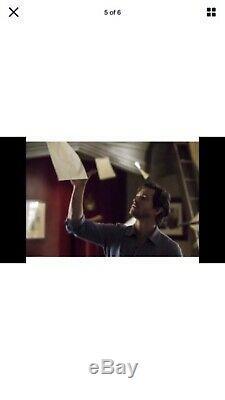 Hannibal Original Will Graham Clock Drawing+Evidence Bag(Screen Used Prop, movie)