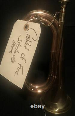 Harry Potter Screen Used Trumpet/Horn