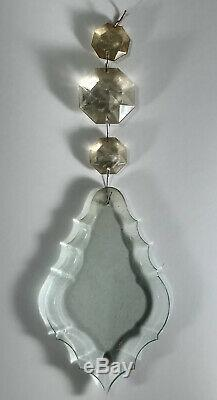 Harry Potter & The Deathly Hallows Malfoy Manor Screen Used Chandelier Prop