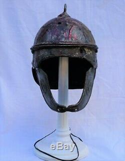 Hbo Rome Show Roman Legion Legionary Bloody Battle Helmet Screen Used Movie Prop